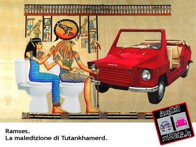 RAMSES AUTO - EGITTO