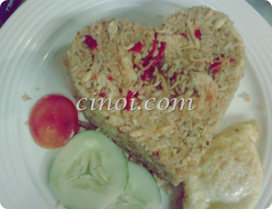 Nasi Goreng Cinta