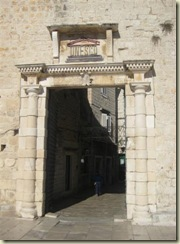 Trogir Unesco Gate - Neon Sign (Small)