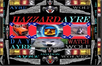 HAZZARDAYRE DAY WATCH