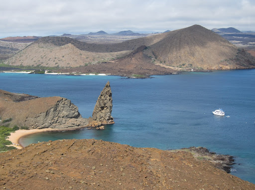 Pinnacle Rock, Isla Bartolomé