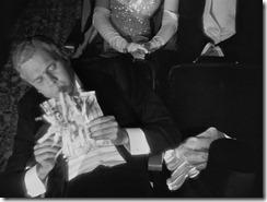 Citizen Kane Leland the Drama Critic