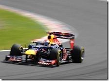 Vettel conquista la pole del gran premio del Giappone 2012