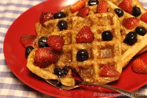 Gluten-Free Waffles