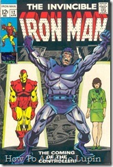 P00018 - El Invencible Iron Man #12