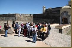 30-5-2013 - viagem Unique a Beja+Olivença - forte sta. luzia