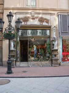 Art Nouveau Philanthia Florists