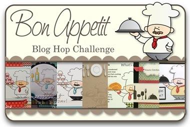 Bon Appetit Blog Hop Challenge