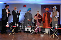 Sikh Heritage: Ethis and Relics released by Mrs Gursharan Kaur