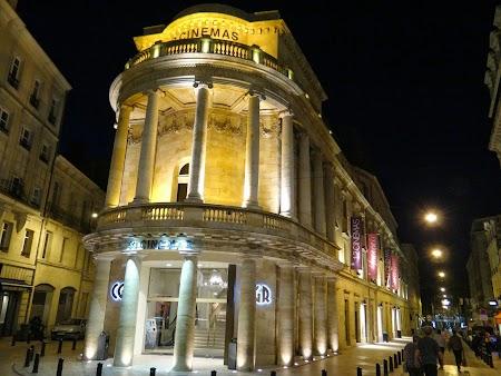 Bordeaux noaptea