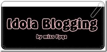 Idola Blogging