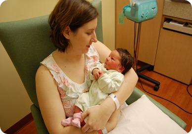 Scarlett's arrival 067