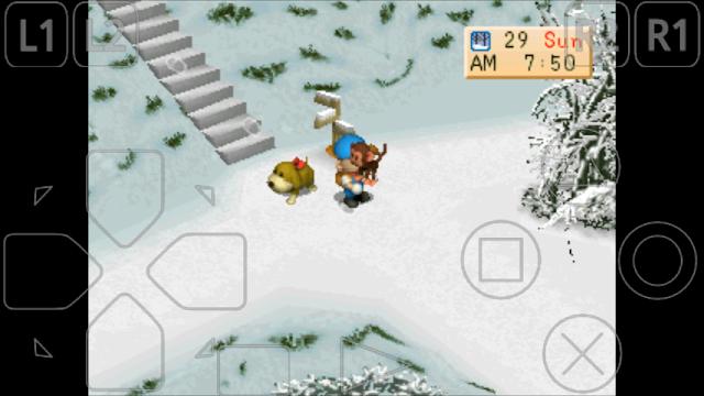 Cheat Game Harvest Moon Epsxe