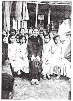 Chị Nguyễn Thị Ni & GĐPT Hải Phòng - 1954