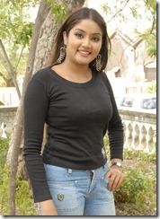 lakshana_hot_in jeans