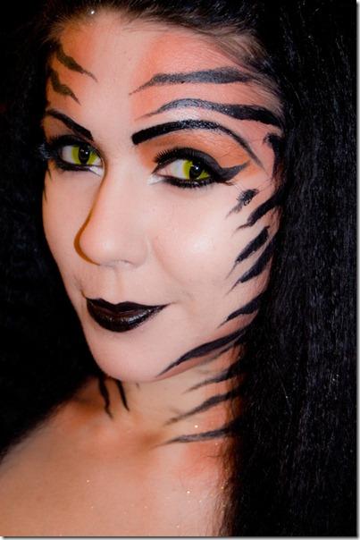maquillaje de tigre (20)