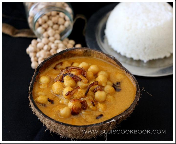 Varutharacha vella kadala curry