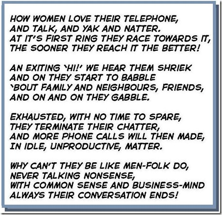 WOMEN - TELEPHONE