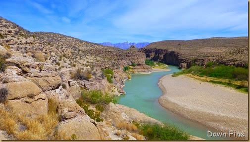 Rio Grande Village to hot springs_124