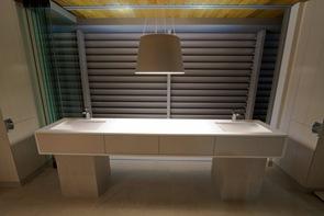 Baño de diseño Casa 24 Dane Design Australia