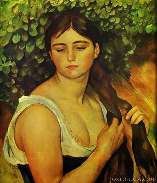 78606443_PierreAuguste_Renoir__Girl_Braiding_Her_Hair__Suzanne_Valadon__thumb[5]