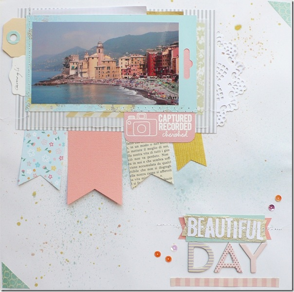 cafe creativo - sizzix big shot - Travel - Liguria (1)