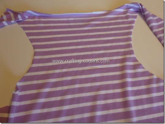 no sew vest from a tee shirt (11)