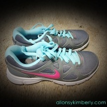 runnin' shoes | allonsykimberly.com