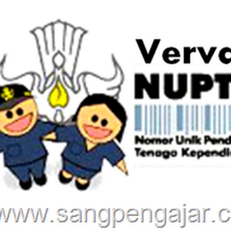 Download Panduan Verval NUPTK (PADAMU NEGERI)