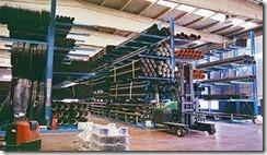 2.- Almacenamiento de Materiales