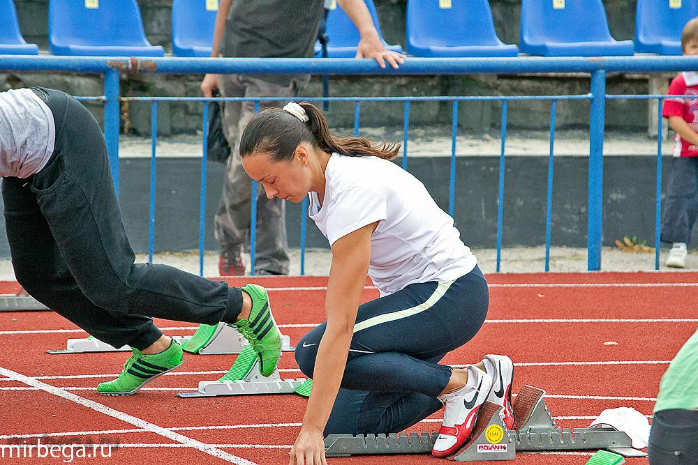 Чемпионат Украины по легкой атлетике - 2