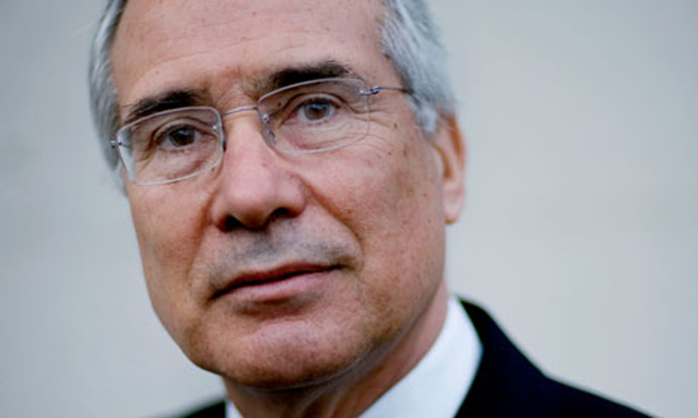 Lord Nicholas Stern, author of the government-commissioned review on climate change that became the reference work for politicians and green campaigners, now says that he underestimated the risks, and should have been more 'blunt' about the threat posed to the economy by global warming. Photo: Sarah Lee for the Guardian