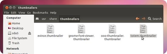 nautilus-thumbnailers-folder