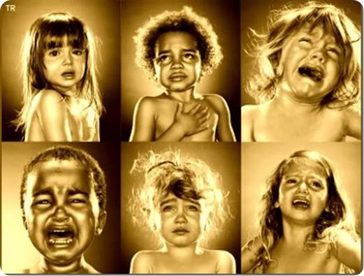 violenia niños