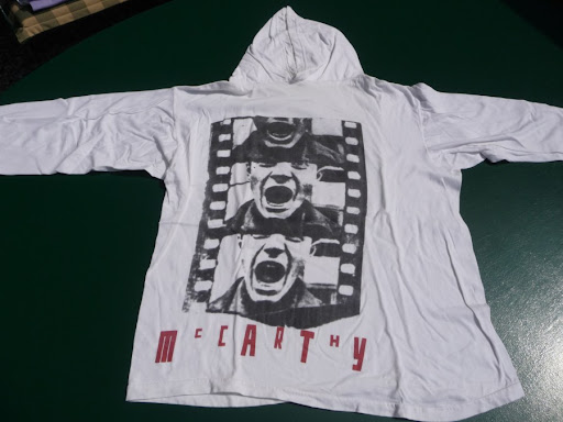 McCarthy rave shirt