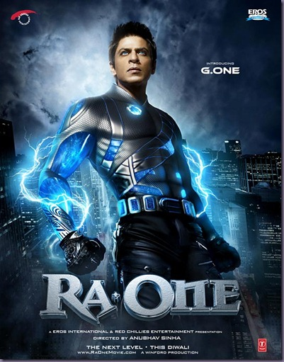 RA-One-2011-Movie-pOSTER