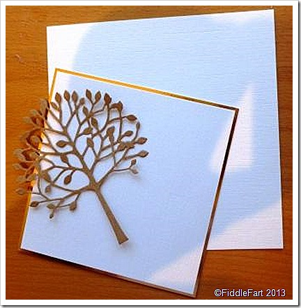 Arboscello Tree Die Memory Box