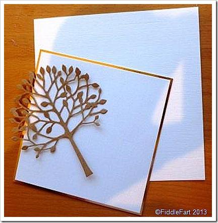 Arboscello Tree Die Memory Box