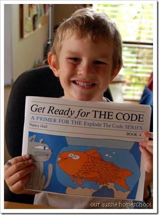 ETC Book A ~ Our Aussie Homeschool