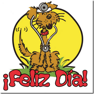 Feliz Dia medico