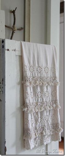 linens on door 2
