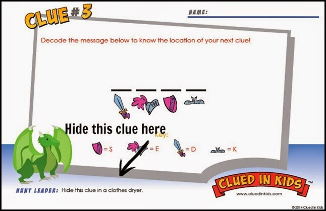 Clued in Kids 1