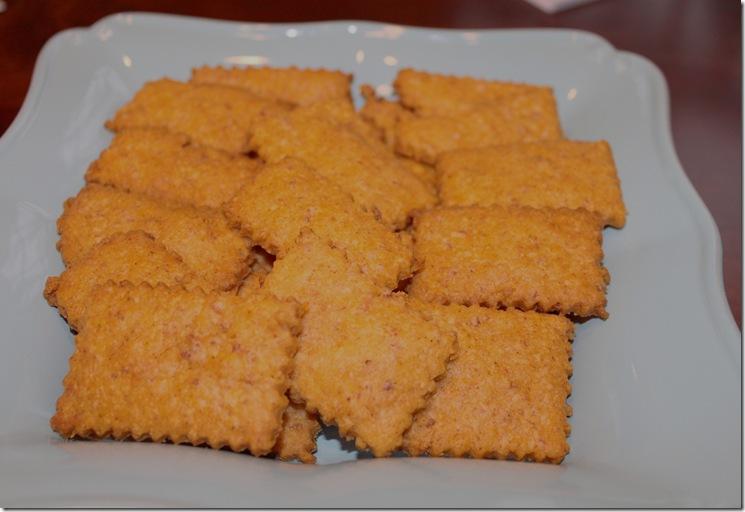 Cheddar Crackers 020