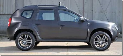 Dacia Duster Black Edition 01