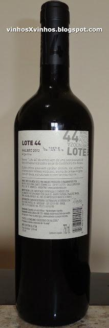 vinho malbec