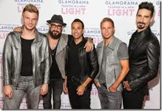 Boletos Backstreet boys en Auditorio Nacional primera fila