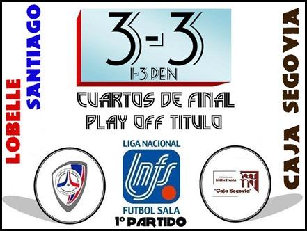 1º partido cuartos