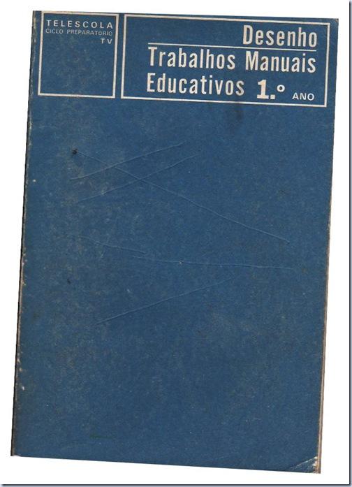 telescola trabalhos manuais educativos