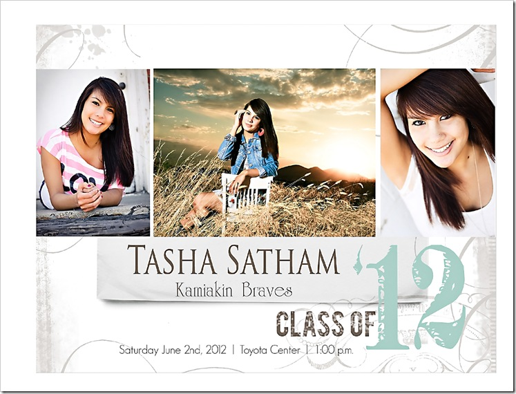 Tashaannouncement print