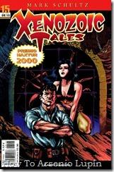 P00015 - Xenozoic Tales #15
